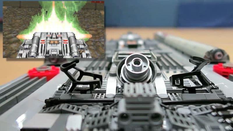 Original und LEGO-Kopie. (Foto: Screenshot)