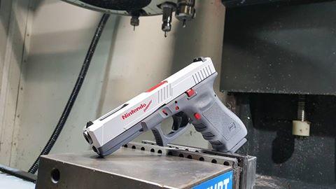 Spielen sollte man mit dieser Waffe nicht. (Foto: Precision Syndicate)