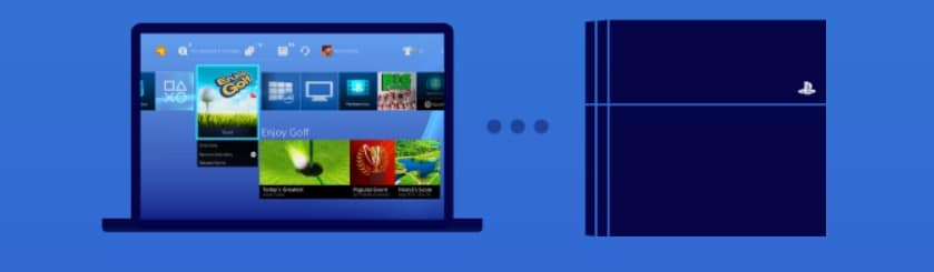 Endlich Remote Play für PC. (Foto: Sony)