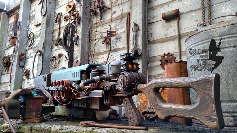 Eine beeindruckende Waffe. (Foto: imgur)