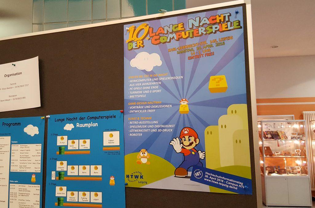 Es gab ein reichhaltiges Programm. (Foto: GamingGadgets.de)