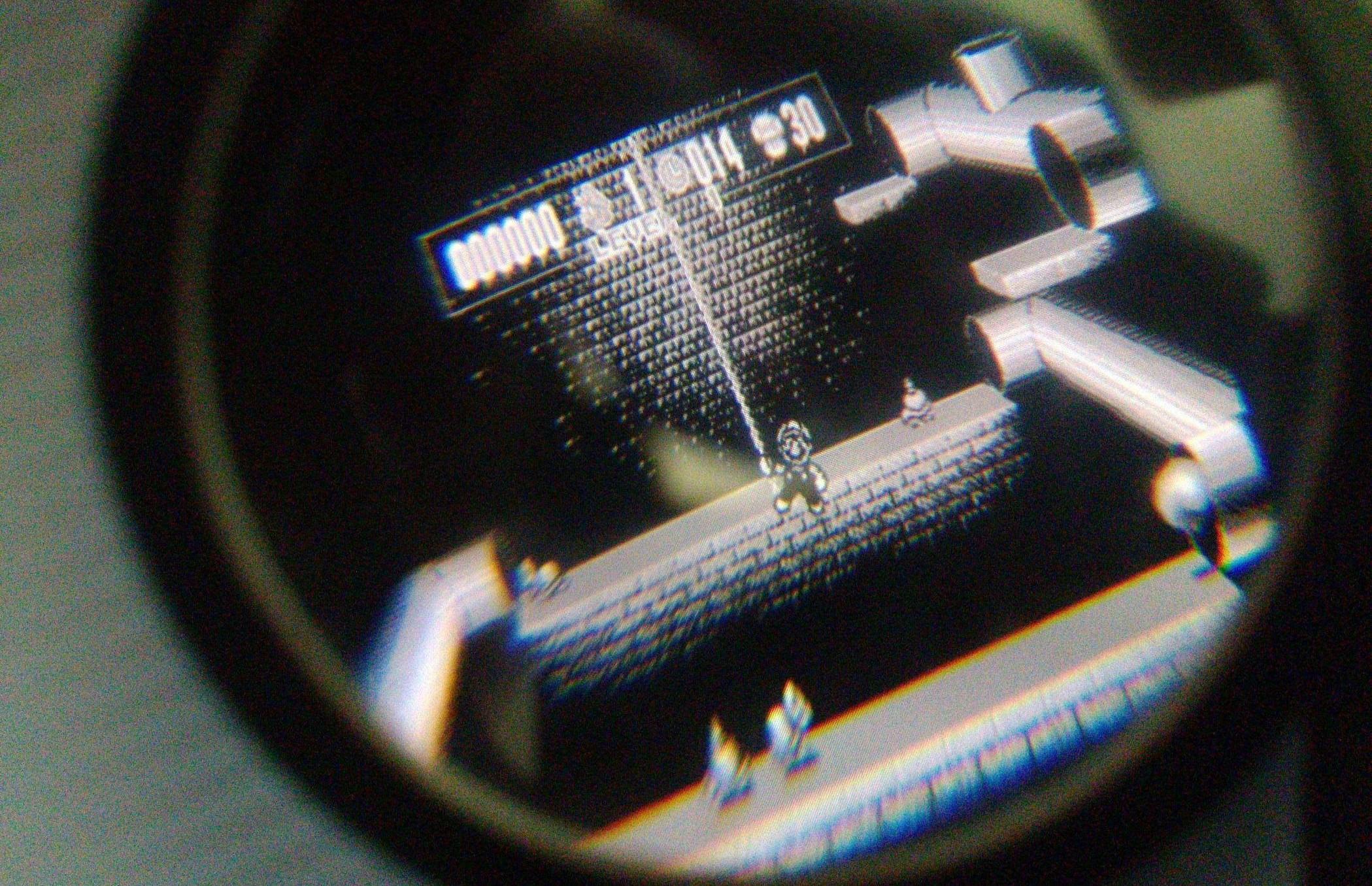 Ein Virtual Boy-Spiel auf der Cardboard-Brille erleben. (Foto: The-King-of-Spain)