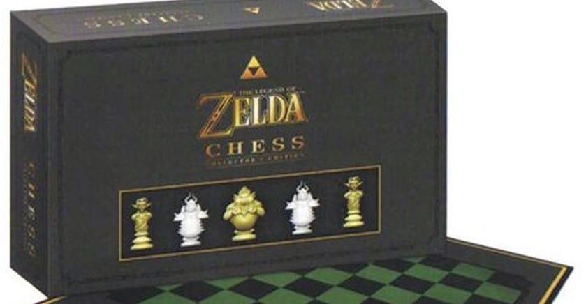 Schach trifft auf Zelda. (Foto: USAOpoly)