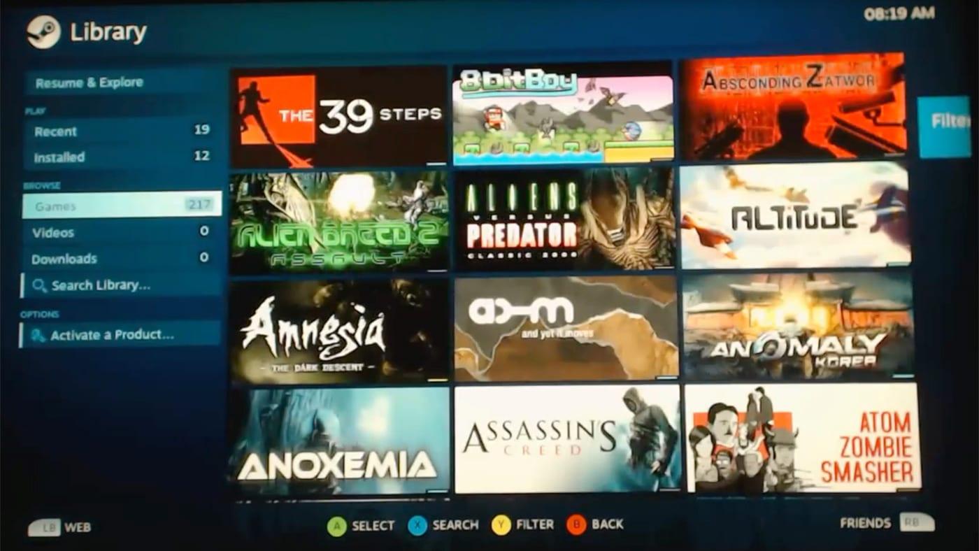 Eure PC-Spiele auf der PS4? Cool. (Foto: Screenshot)