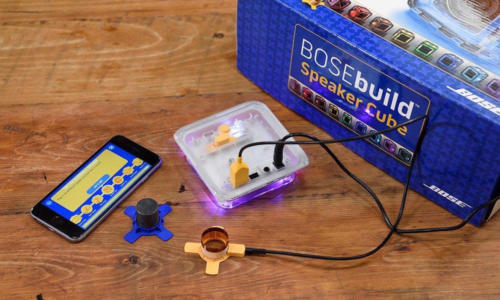 Bose lässt Kids Lautsprecher bauen. (Foto: Bose)