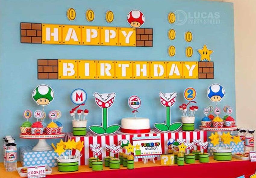 Geburtstag mit Mario. (Foto: Etsy)