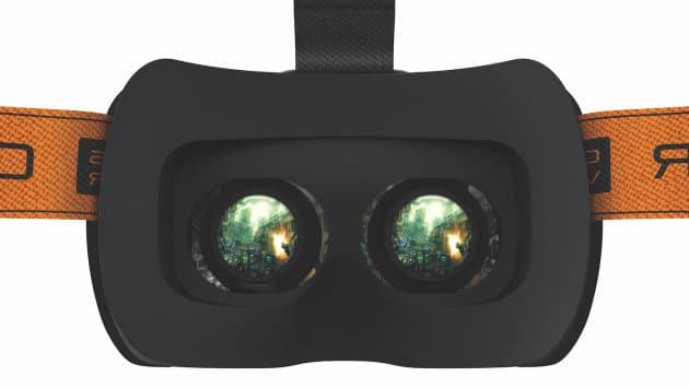 Noch eine VR-Brille... (Foto: Razer)