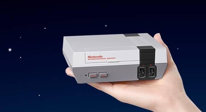 Genial! Das NES ist zurück! (Foto: Nintendo)