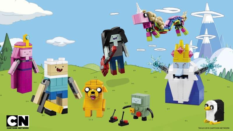 Das wird ein Spaß! (Foto: LEGO)
