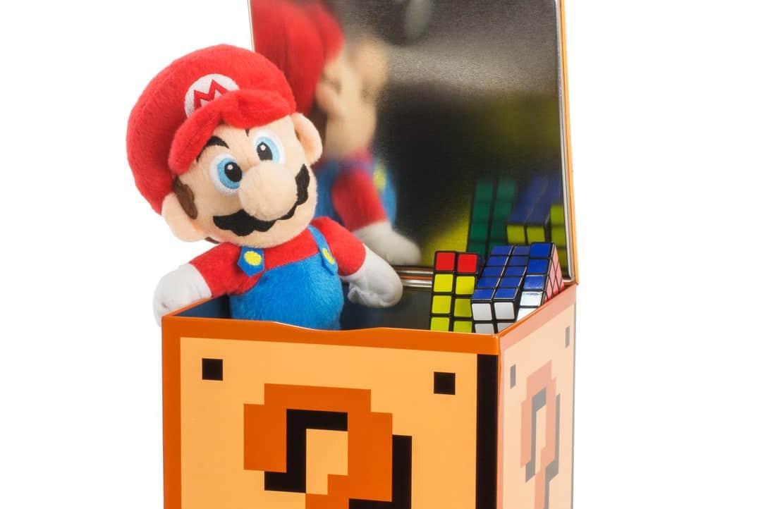 Neue Mario-Gadgets gefällig? (Foto: GetDigital)
