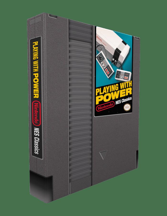 Playing with Power - NES Classics: Die berühmtesten 8bit-Spiele als Buch