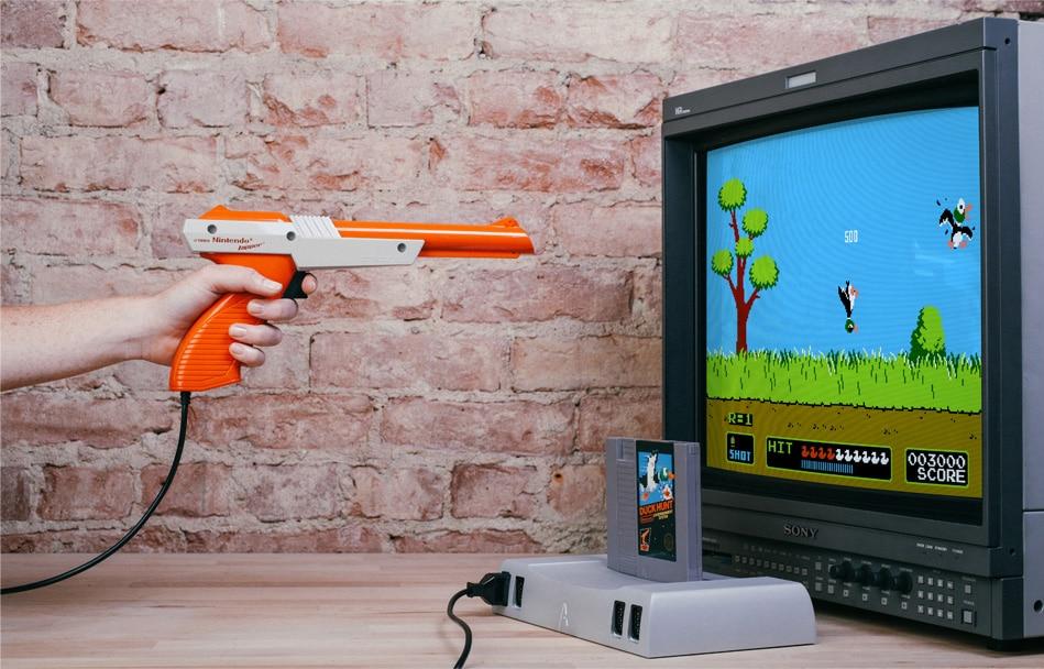 Was ist das für eine NES-Konsole? (Foto: Analogue Nt)