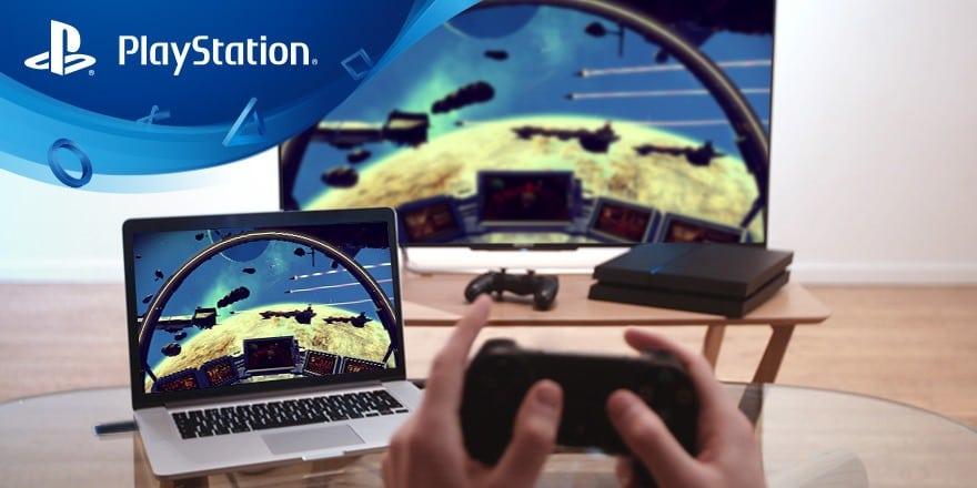 DualShock 4 jetzt am PC. (Foto: Sony)