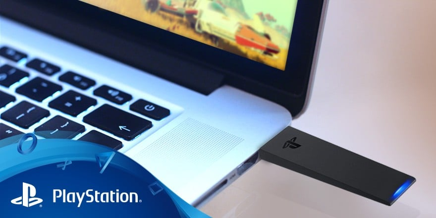 USB Stick als Zubehör. (Foto: Sony)