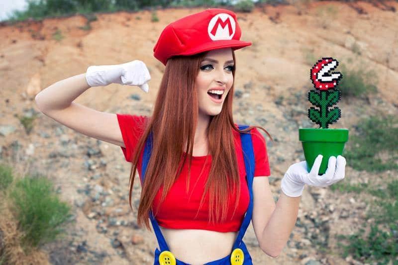 Mario und mehr. (Foto: Funidelia)
