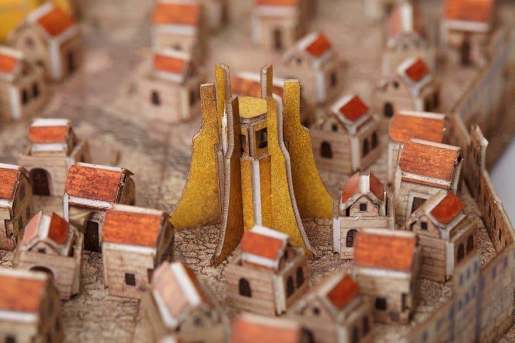 Mit Häuschen und Straßen. (Foto: HBO)