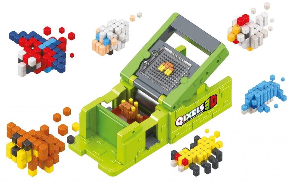 Eine Art 3D-Drucker. (Foto: Qixels)
