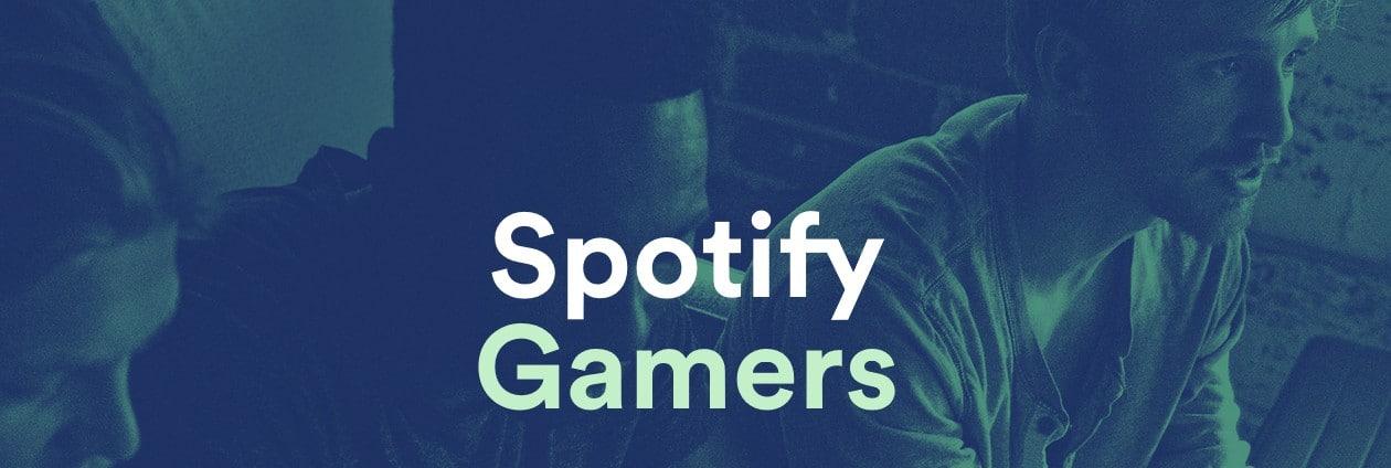 Was denn nun? Gamers oder Gaming? Naja, sowas halt. (Foto: Screenshot / Spotify)