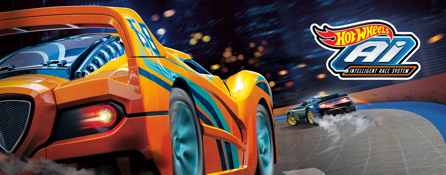 Hot Wheels werden intelligent. (Foto: Mattel / Hot Wheels)