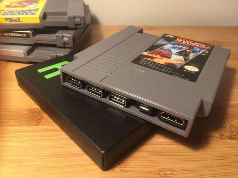 Ein etwas anderes NES-Modul. (Foto: howchoo)