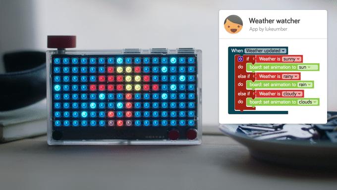 Kano Creative Kits: Technik-Baukästen für Speaker, Pixelflächen und Kameras