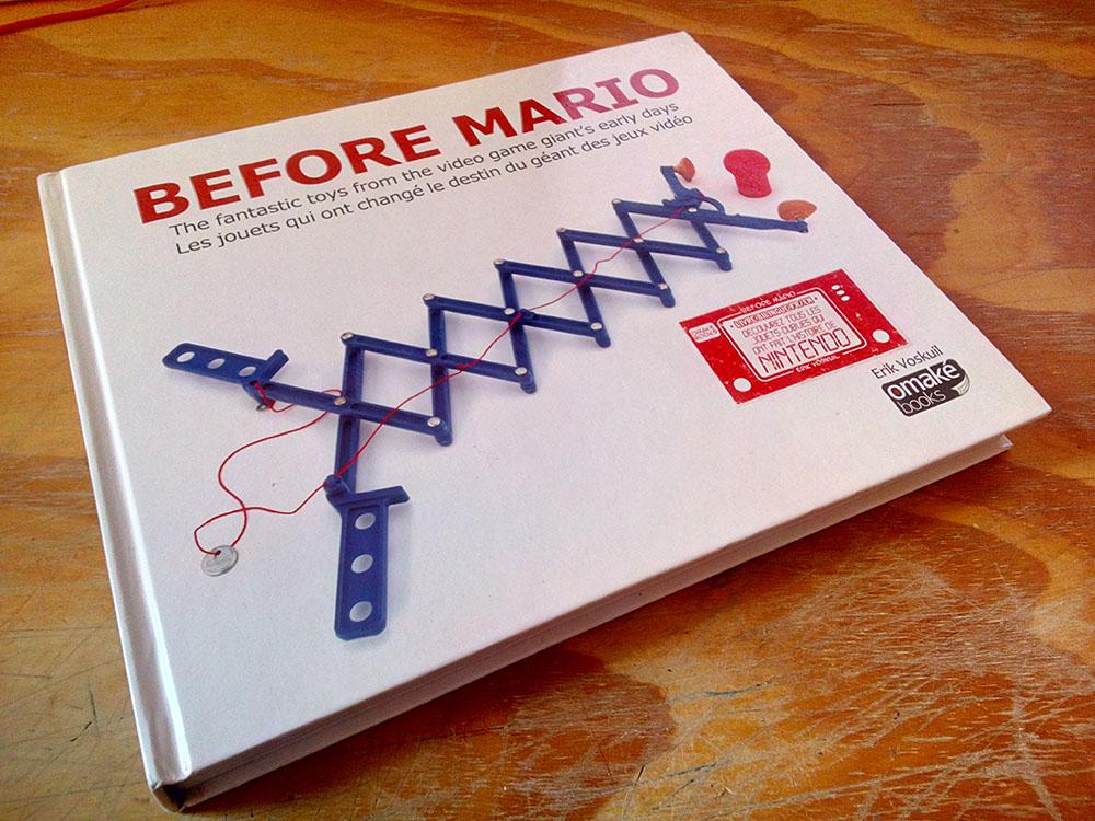 Ein etwas anderes Buch für Nintendo-Liebhaber. (Foto: GamingGadgets.de)