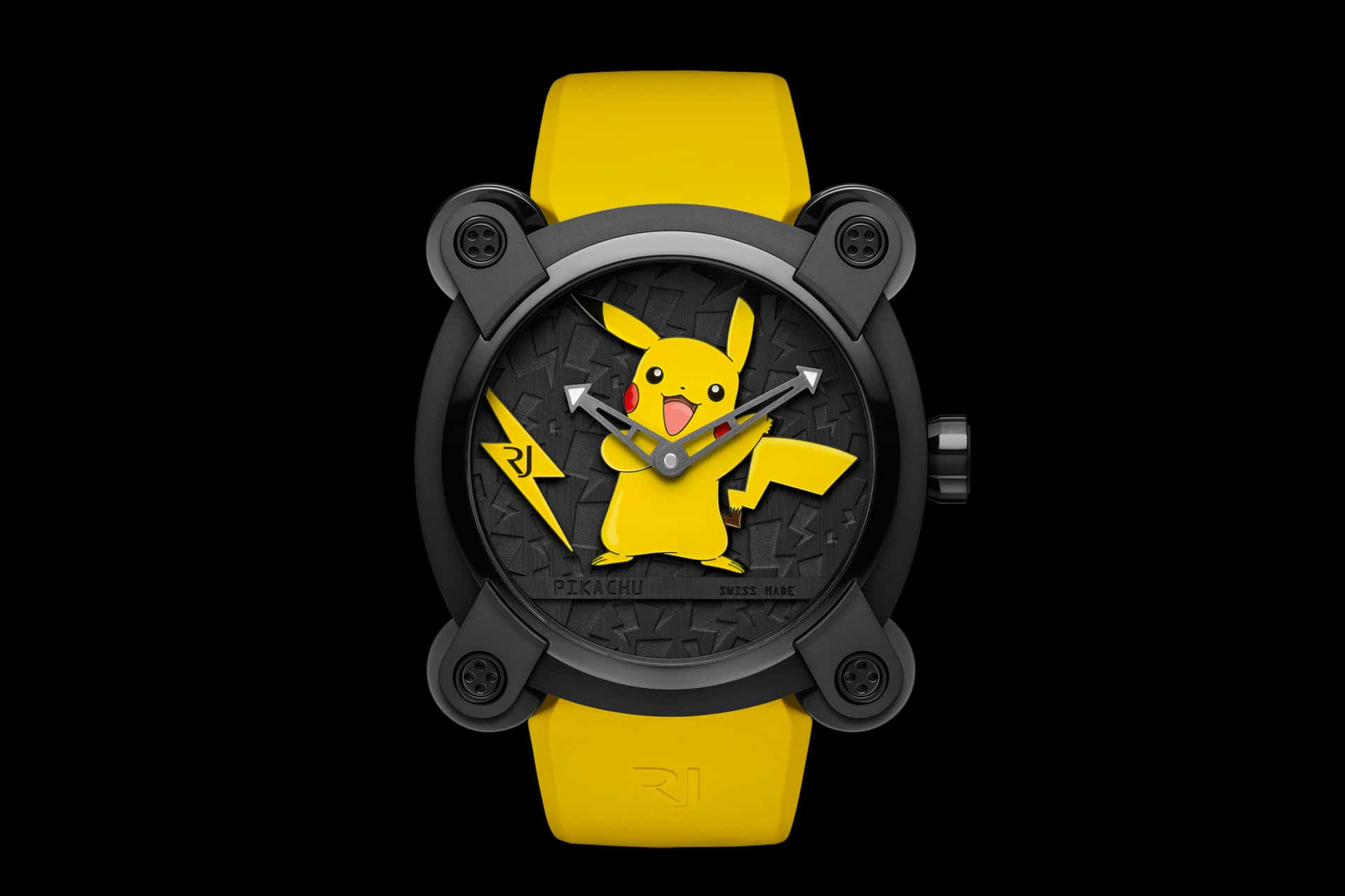 Romain Jerome X Pokémon Watch: Diese Pikachu-Armbanduhr kostet 20.000 US-Dollar!