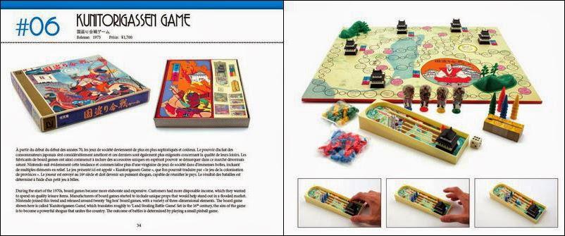 Kuriose Brettspiele waren für viele Jahre ein Standfuß Nintendos. (Foto: blog.beforemario.com)