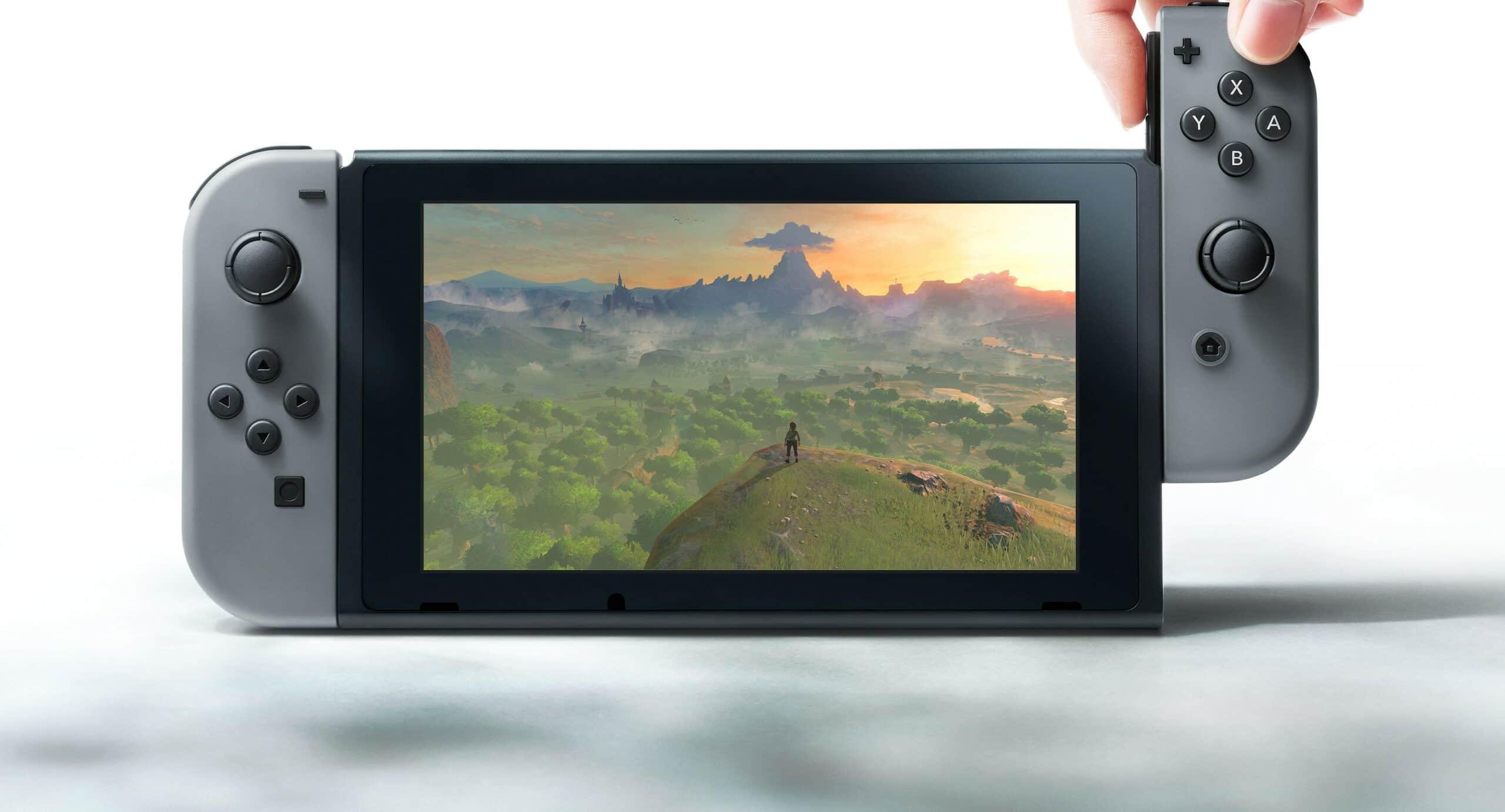 Ein Tablet. (Foto: Nintendo)