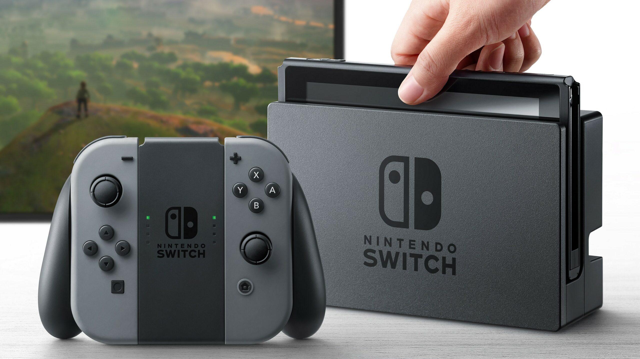 Also der Controller.... (Foto: Nintendo)