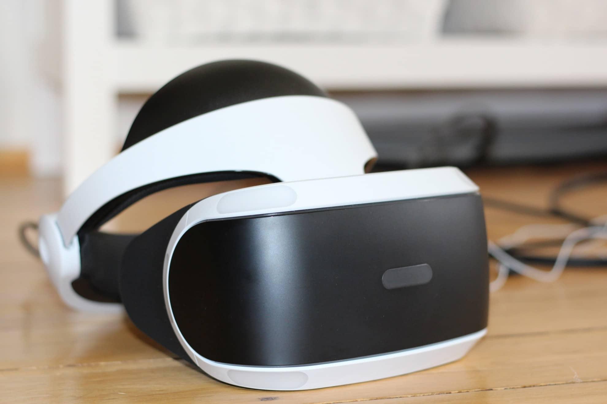 Das bietet PlayStation VR... (Foto: Sven Wernicke)
