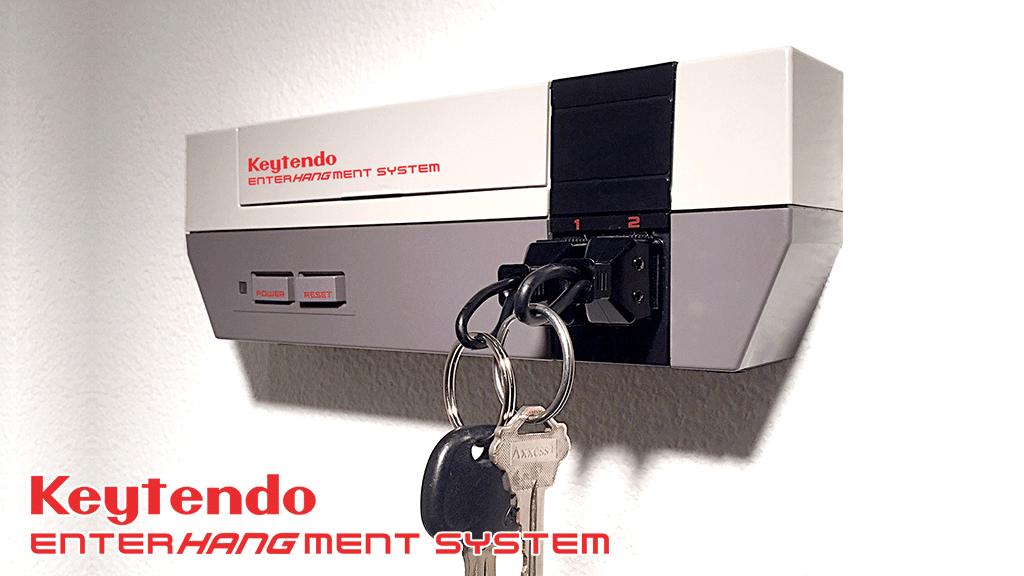 Ist das eine echte NES-Konsole? (Foto: Keytendo)