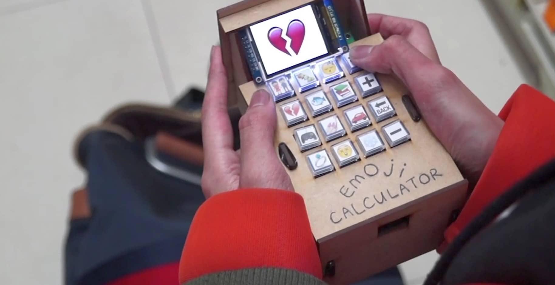 Emoji Calculator: Dieser Apparat hilft euch beim Treffen (un-)wichtiger Entscheidungen