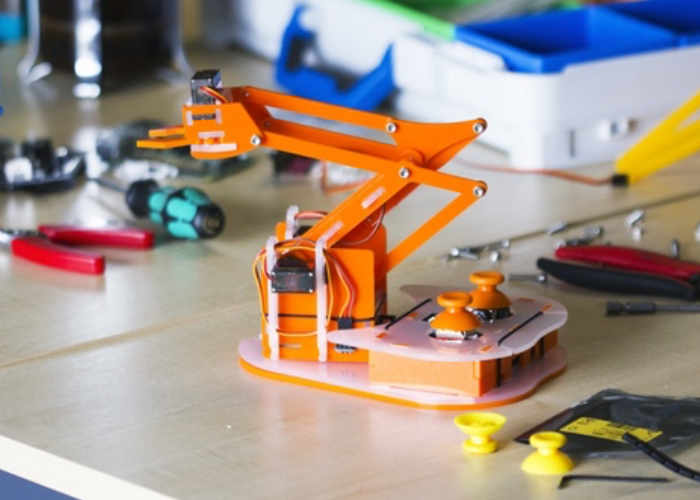Cooler Roboter mit vielen Möglichkeiten. (Foto: Mime Industries)