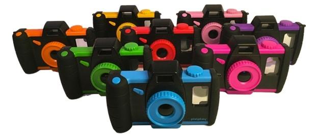 In zahlreichen Farben geplant. (Foto: Pixl Toys)