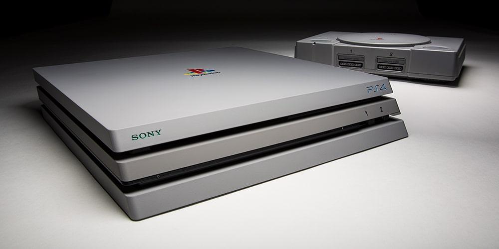 PlayStation 4 Pro Retro: Neue Konsole im nostalgischen Gewand