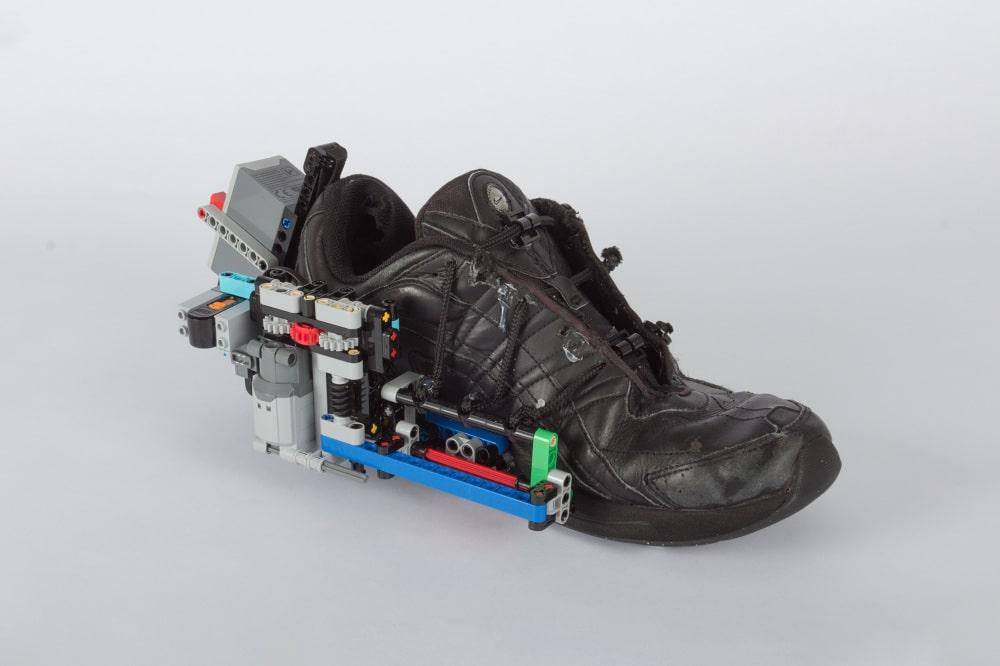 Auto Lacing Shoe Diy