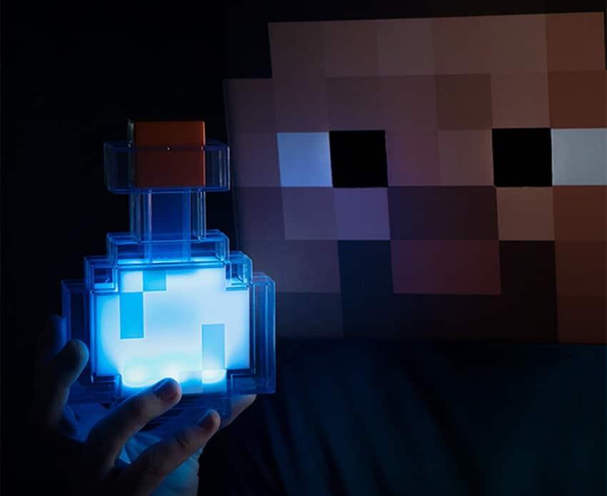 Minecraft: Mit diesem Trank verschönert ihr eure Wohnung