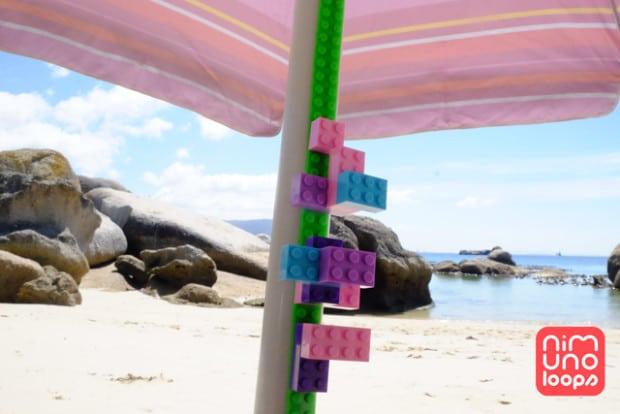 Bringt überall LEGO-Bausteine an. (Foto: Nimuno)