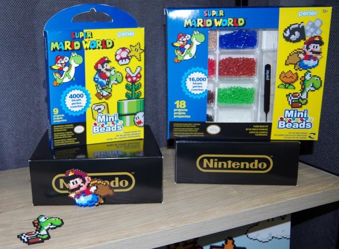 Super Mario World bringt 16bit-Pixelei. (Foto: Geek.com)
