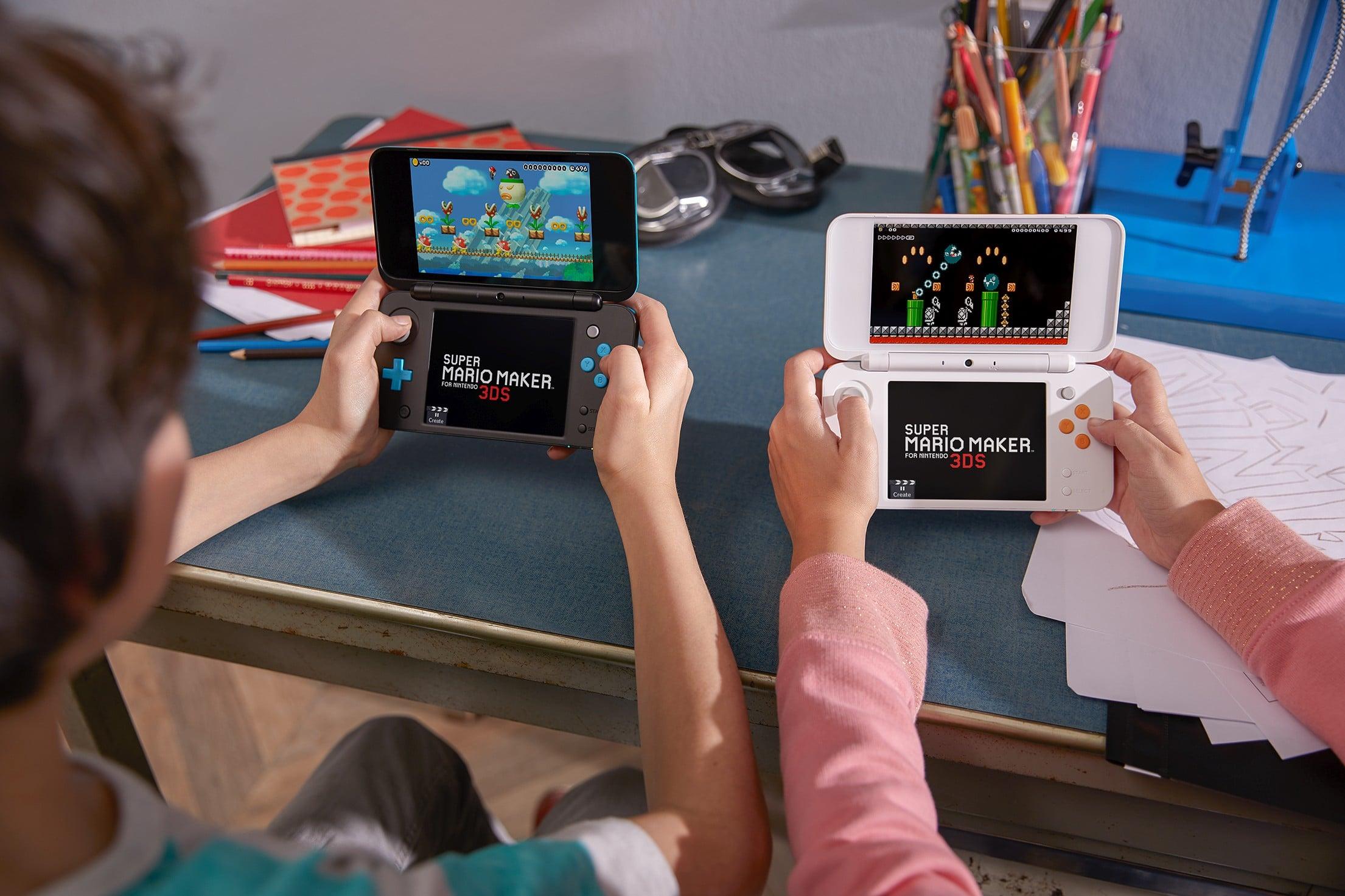 Der neue New 2DS XL. (Foto: Nintendo)