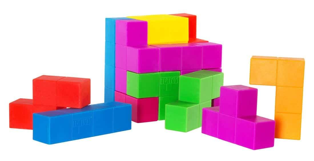 Tetris 3D Puzzle Cube: Rätseln in der dritten Dimension