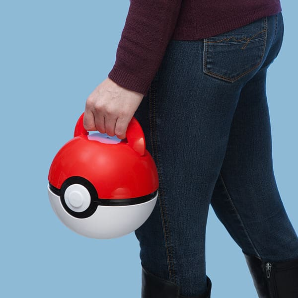 Pokémon Pokéball Lunch Case: In dieser Box stecken Sandwiches!