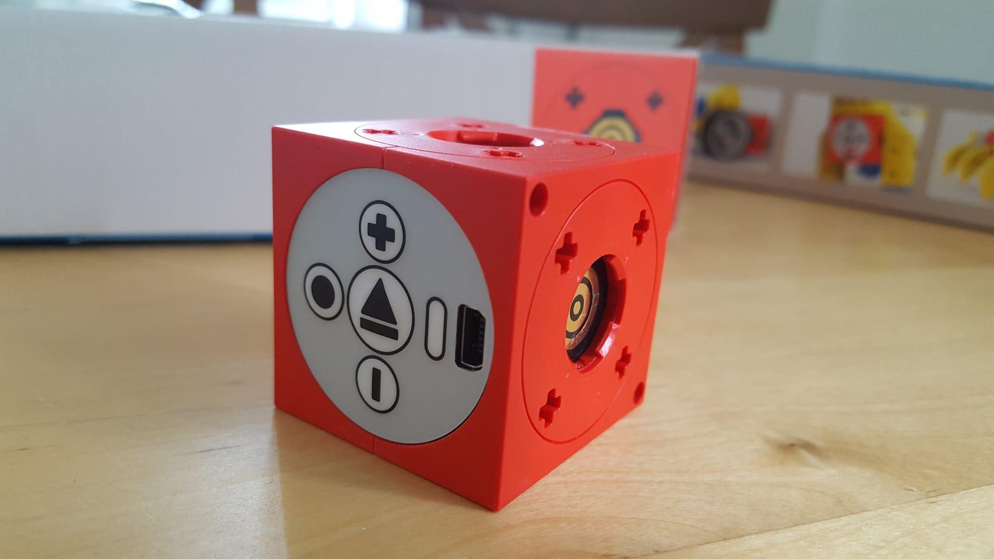 Der Microcontroller. Er ist mit Arduino kompatibel. (Foto: Sven Wernicke)
