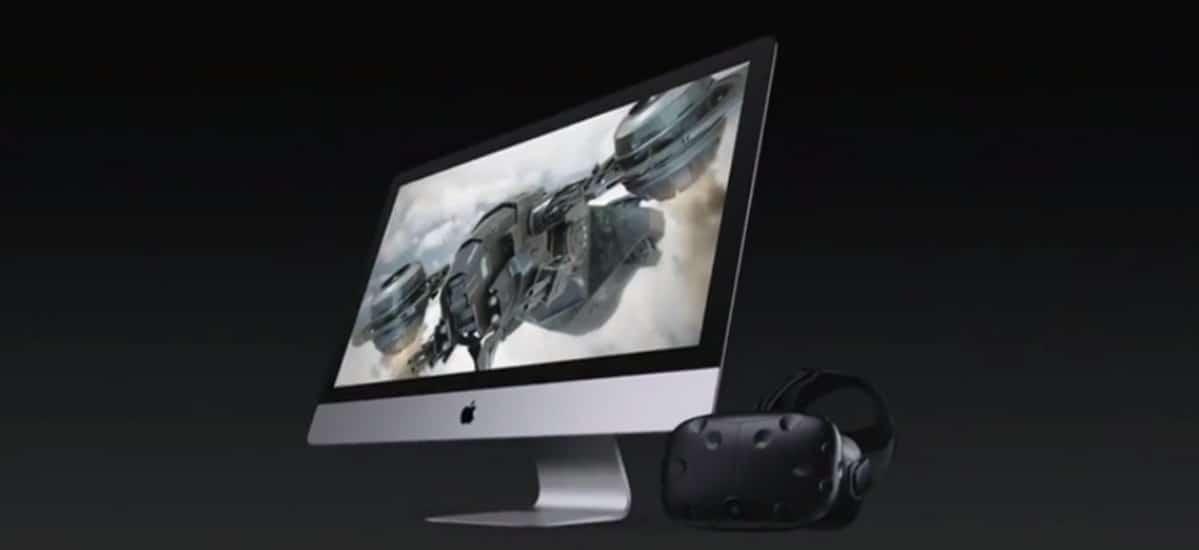 Apple nähert sich langsam VR an. Na, und? (Foto: Apple)