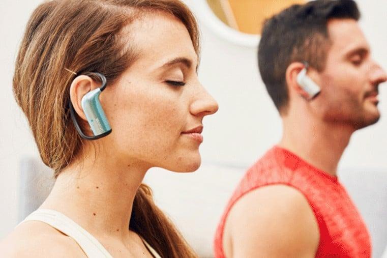 Das Wearable ist auch zum Spielen geeignet. (Foto: Brainno)