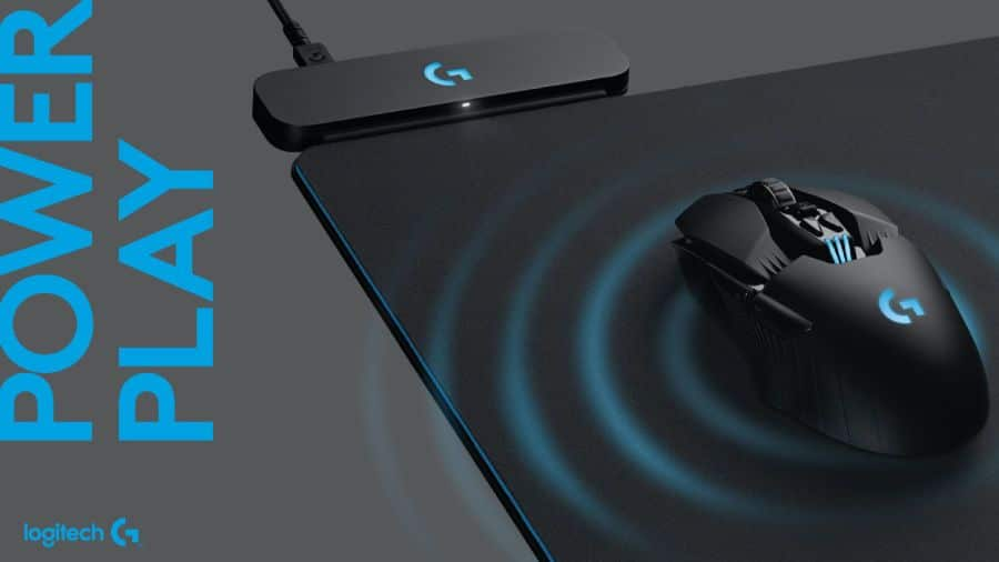 Logitech Powerplay: Mit dieser Matte ladet ihr eure schnurlose Maus nie wieder auf