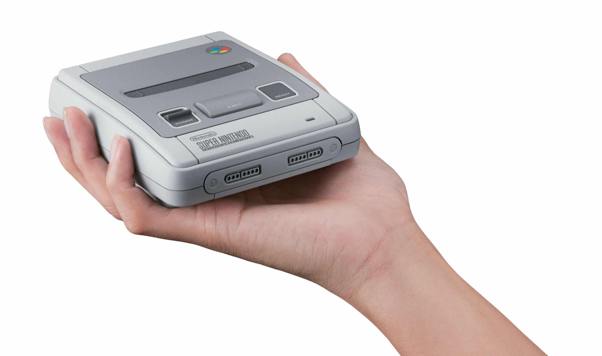 Hui, ist das klein. (Foto: Nintendo)