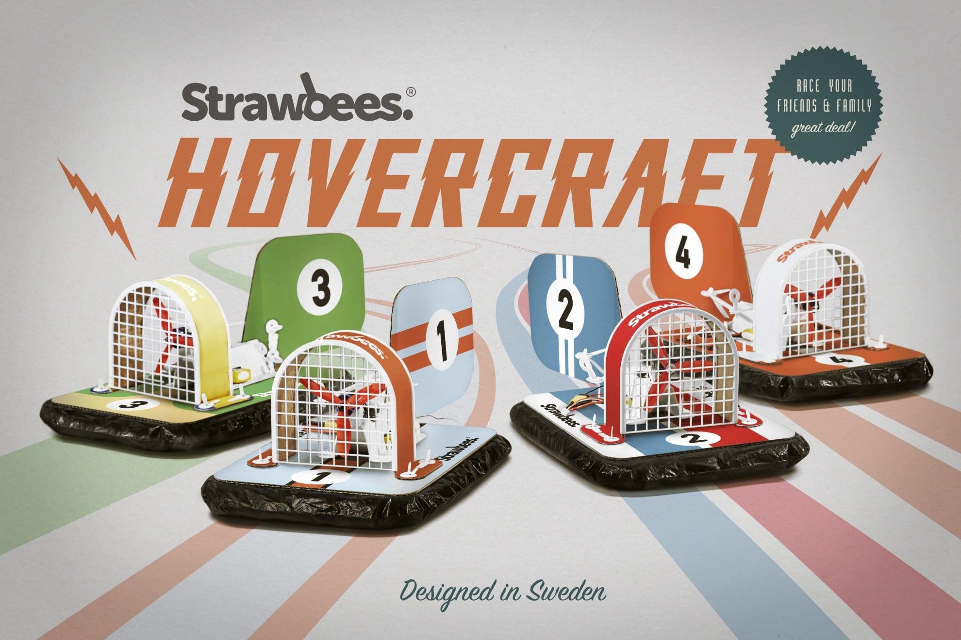Baut euch ein Hovercraft. (Foto: Strawbees)