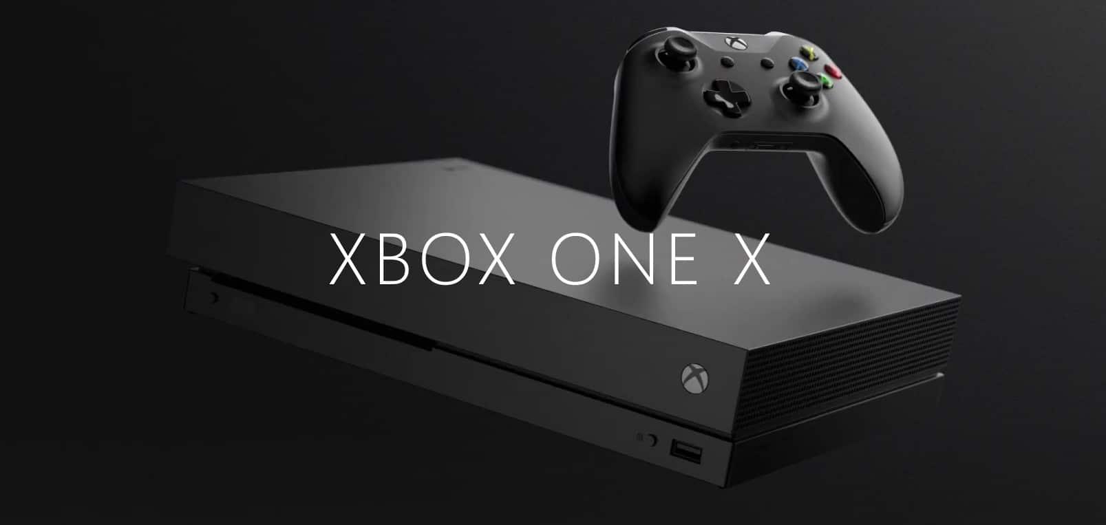 Das Zubehör der Xbox One funktioniert auch mit der Xbox One X. (Foto: Microsoft)